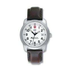 View a larger, more detailed picture of the Swiss Army Field Watch w Strap - Ladies