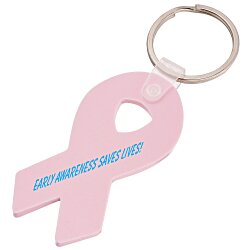View a larger, more detailed picture of the Awareness Ribbon Key Tag