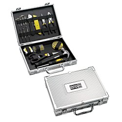 View a larger, more detailed picture of the Briefcase Tool Set