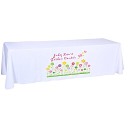View a larger, more detailed picture of the Convertible Table Throw - 6 to 8