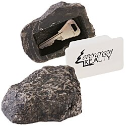 View a larger, more detailed picture of the Rock Shaped Spare Key Holder
