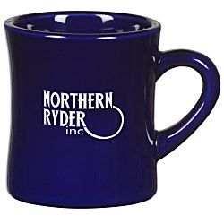 View a larger, more detailed picture of the Diner Mug - 10 oz