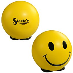 View a larger, more detailed picture of the Friendly Face Stress Ball