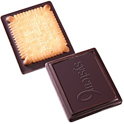 View a larger, more detailed picture of the Chocolate Cookie - Rectangle