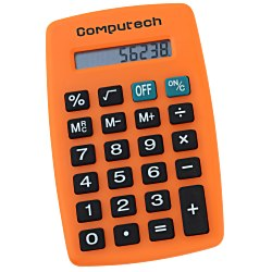 View a larger, more detailed picture of the Classic Calculator - Opaque