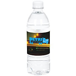 View a larger, more detailed picture of the Bottled Spring Water - 16 9 oz