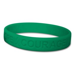 View a larger, more detailed picture of the Silicone Bracelet