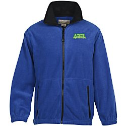 View a larger, more detailed picture of the Telluride Signature Fleece Jacket - Men s
