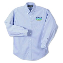 View a larger, more detailed picture of the Avalon LS Oxford Shirt - Men s