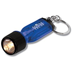 View a larger, more detailed picture of the Mini Flashlight Tool - Translucent