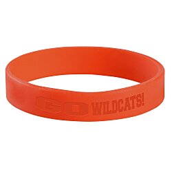 View a larger, more detailed picture of the Youth Custom Silicone Bracelet