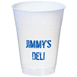 View a larger, more detailed picture of the Polystyrene Translucent Cup - 14 oz - Low Qty