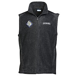 View a larger, more detailed picture of the Columbia Sportswear Fleece Vest - Men s