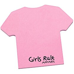 View a larger, more detailed picture of the Post-it&reg Custom Notes - Shirt - 25 Sheet