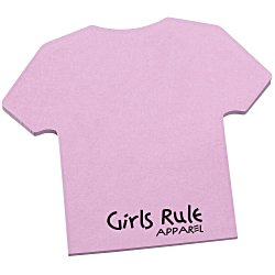 View a larger, more detailed picture of the Post-it&reg Custom Notes - Shirt - 50 Sheet