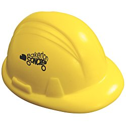 View a larger, more detailed picture of the Hard Hat Stress Reliever