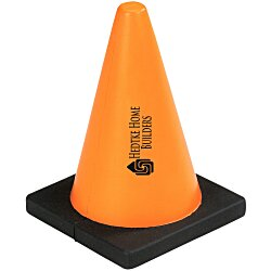 View a larger, more detailed picture of the Construction Cone Stress Reliever