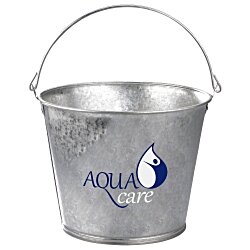 View a larger, more detailed picture of the 5 QT Galvanized Metal Pail