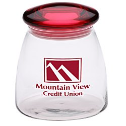 View a larger, more detailed picture of the Colorbow Jar - 27 oz