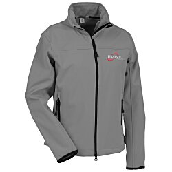View a larger, more detailed picture of the Port Authority Soft Shell Jacket - Ladies
