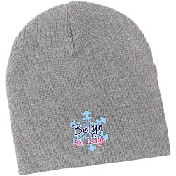 View a larger, more detailed picture of the Knit Beanie