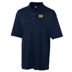 View a larger, more detailed picture of the Cutter & Buck DryTec Birdseye Polo - Men s