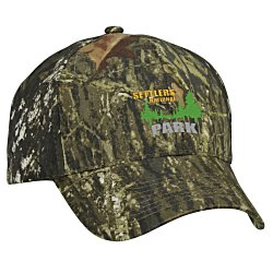 View a larger, more detailed picture of the Six-Panel Camouflage Cap