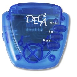 View a larger, more detailed picture of the Pacesetter Pedometer - Translucent