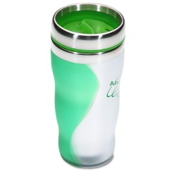 View a larger, more detailed picture of the Yin Yang Travel Mug - 16 oz