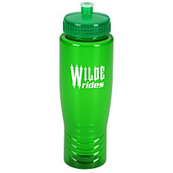 View a larger, more detailed picture of the Polyclean Sport Bottle - 28 oz