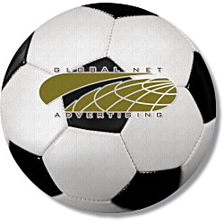 View a larger, more detailed picture of the Action Mouse Pad - Soccer Ball