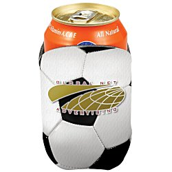View a larger, more detailed picture of the Sports Action Pocket Coolie - Soccer