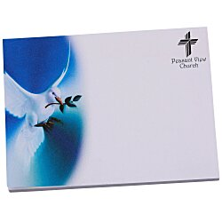 View a larger, more detailed picture of the Bic Sticky Note 3 x 4 - 25 Sheet - Religious