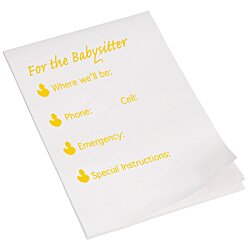 View a larger, more detailed picture of the Post-it&reg Super Adhesive Notes - 6 x 4