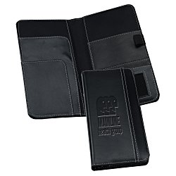 View a larger, more detailed picture of the Metropolitan Travel Wallet - 24 hr