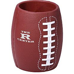 View a larger, more detailed picture of the Sport Can Holder - Football