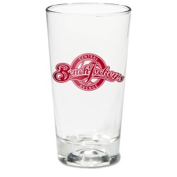 View a larger, more detailed picture of the Sport Brew Pub Glass - 16 oz - Baseball