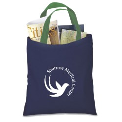 View a larger, more detailed picture of the Medium Budget Tote Bag - Colored
