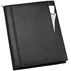 View a larger, more detailed picture of the Pro Tech Padfolio - Debossed