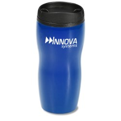 View a larger, more detailed picture of the Ceramic Style Tumbler - 16 oz