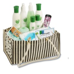 View a larger, more detailed picture of the Beach Gift Basket by Aloe Up