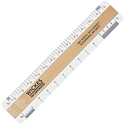 View a larger, more detailed picture of the Architectural Ruler - 6