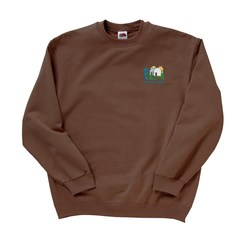 View a larger, more detailed picture of the FOL Best 50 50 Sweatshirt - Embroidered