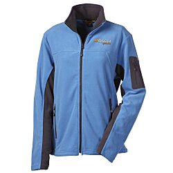 View a larger, more detailed picture of the North End Microfleece Jacket - Ladies