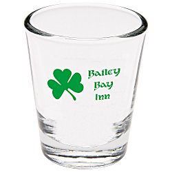 View a larger, more detailed picture of the Shot Glass - 1-1 2 oz Tapered