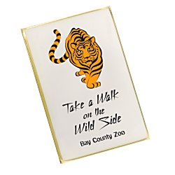 View a larger, more detailed picture of the Lapel Pin - Rectangle