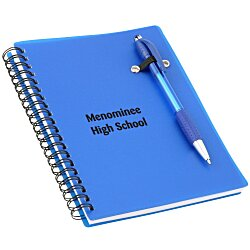 View a larger, more detailed picture of the Pen-Buddy Notebook