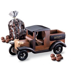 View a larger, more detailed picture of the 1911 Pick-up Truck w Chocolate Almonds