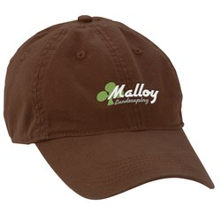 View a larger, more detailed picture of the Organic Baseball Cap