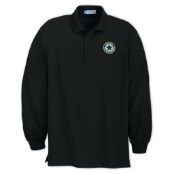 View a larger, more detailed picture of the Extreme Long Sleeve Jersey Polo - Men s